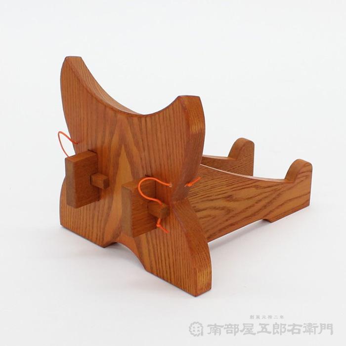 桶胴台(桶胴太鼓用台) 高さ約19,5cmX幅約21cmX奥行約26,5cm, Rack World:8813a1ab --- officewill.xsrv.jp