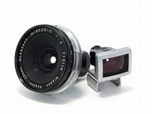 <title>中古 ニコン Nikon ニッコールO 2.1cm 4ファインダー付 中古レンズ MFレンズ ランク:B 売れ筋ランキング</title>