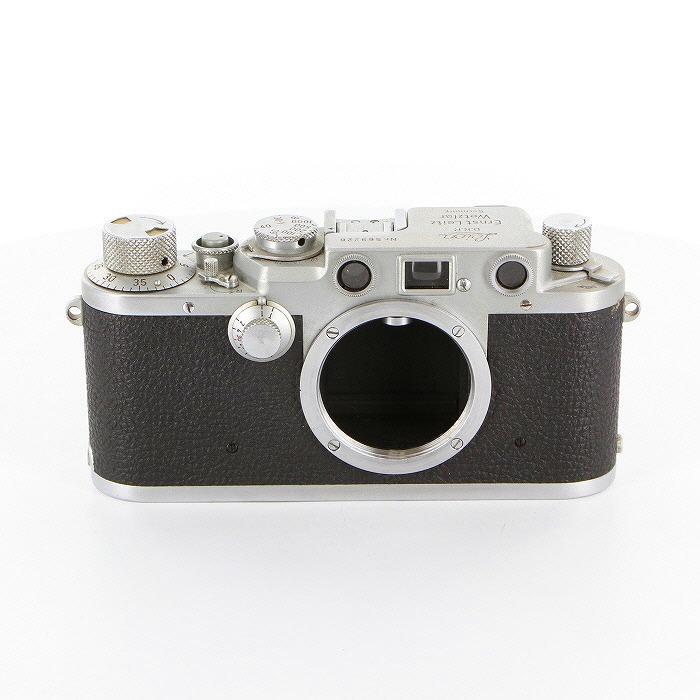 [定休日以外毎日出荷中] 【中古】 (ライカ) Leica III F Leica【中古カメラ III レンジファインダー】 F【中古カメラ ランク:B, 亀仙人:522273de --- gipsari.com
