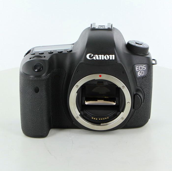 【中古】 (キヤノン) Canon EOS6D ボディ【中古カメラ デジタル一眼】 ランク:B