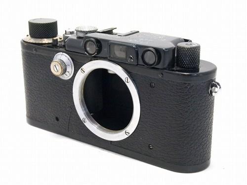 【中古】【B-】 (ライカ) Leica III BK【中古カメラ レンジファインダー】 ランク:B-