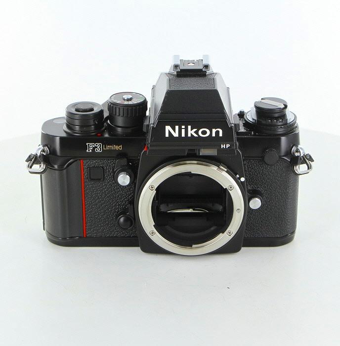 贈り物 中古 ニコン Nikon F3 中古カメラ 高額売筋 Limited ランク:B フィルム一眼