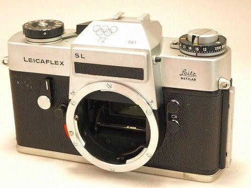 【中古】【B】 (ライカ) Leica フレックス SL 72オリンピック【中古カメラ フィルム一眼】 ランク:B