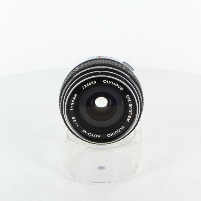 【中古】【B】 (オリンパス) OLYMPUS ズイコー オート-W 24/2.8【中古レンズ MFレンズ】 ランク:B