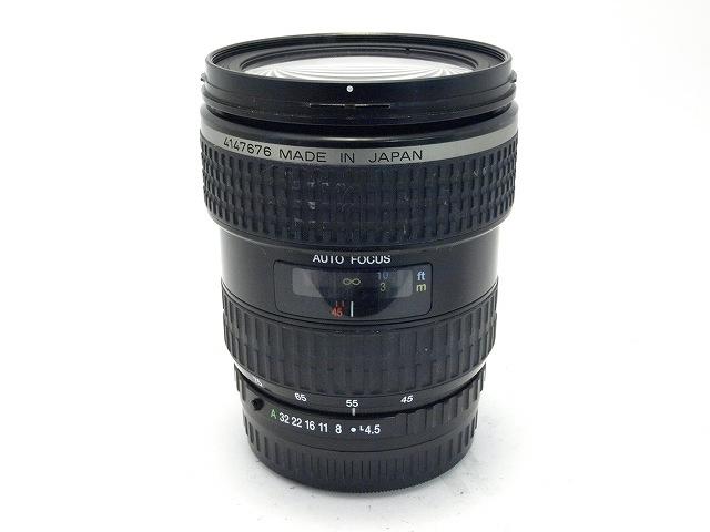 【中古】【C】 (ペンタックス) PENTAX FA 45-85/4.5【中古レンズ 中大型レンズ】 ランク:C