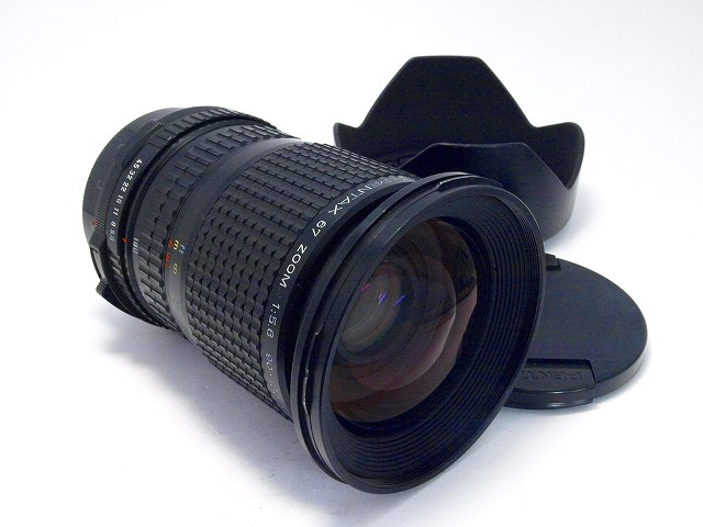 【中古】【AB】 (ペンタックス) PENTAX SMCP(67) 90-180/5.6【中古レンズ 中大型レンズ】 ランク:AB
