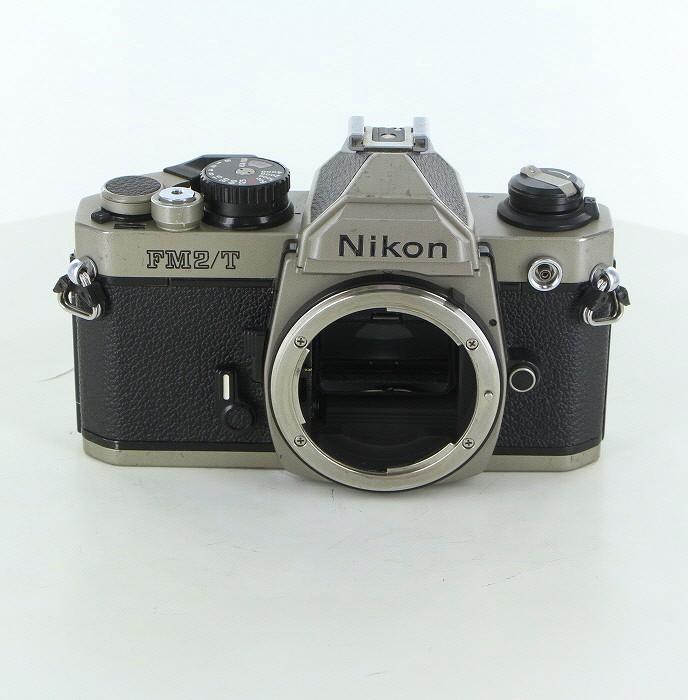 【中古】 (ニコン) Nikon NewFM2/T【中古カメラ フィルム一眼】 ランク:B