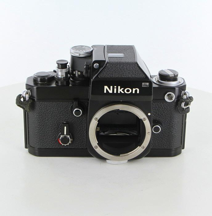 【中古】 (ニコン) Nikon F2フォトミック(BK)【中古カメラ フィルム一眼】 ランク:B