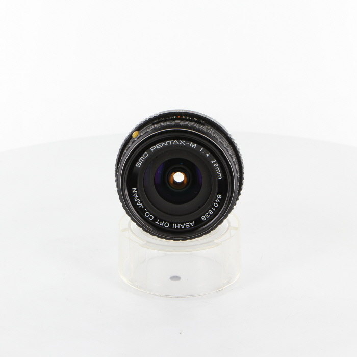 【中古】【B】 (ペンタックス) PENTAX SMCP M20/4【中古レンズ MFレンズ】 ランク:B