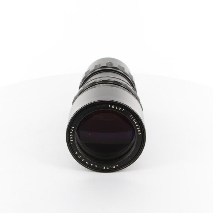 【中古】【B】 (ライカ) Leica テリート 280/4.8(ビゾ用)【中古レンズ レンジファインダー用レンズ】 ランク:B