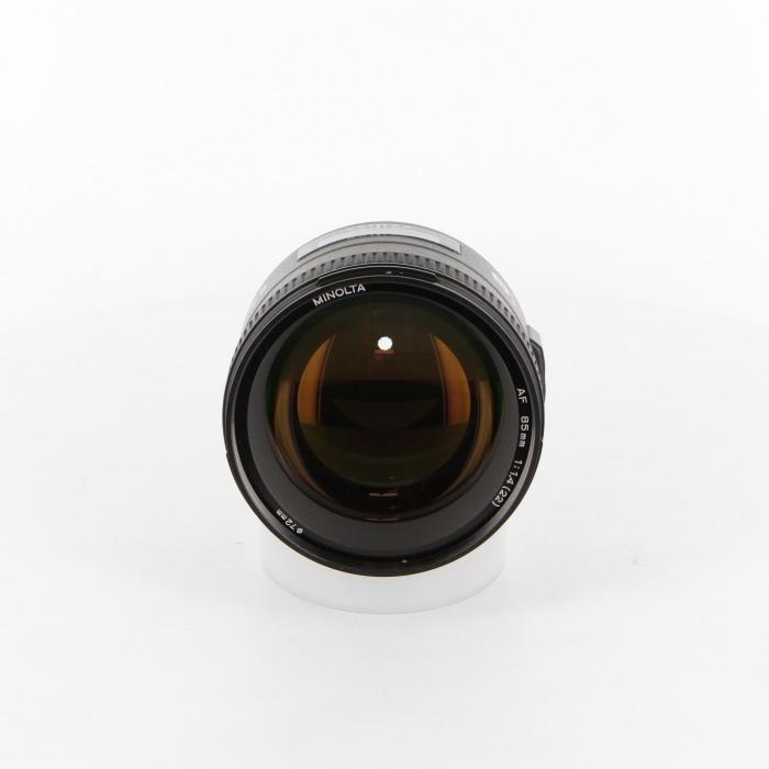 【中古】【B】 (ミノルタ) MINOLTA AF 85/1.4 G【中古レンズ AFレンズ】 ランク:B