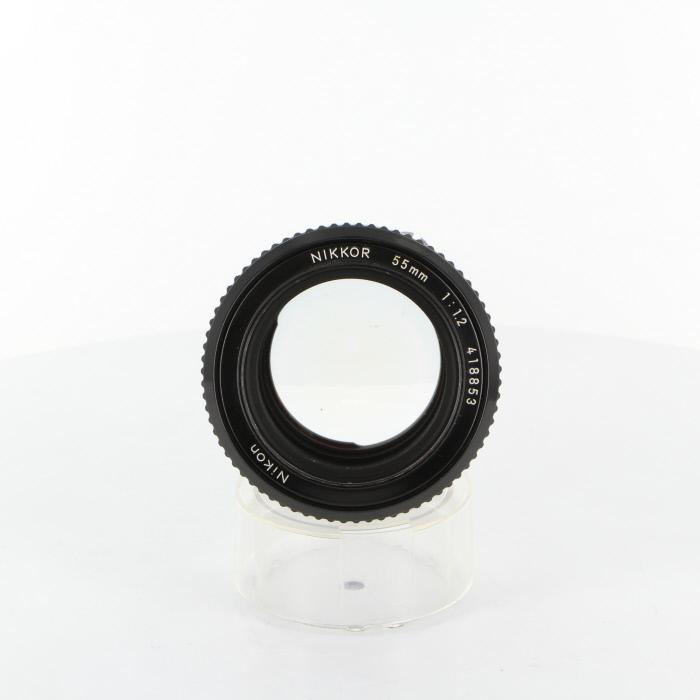 【中古】 (ニコン) Nikon Ai 55/1.2【中古レンズ MFレンズ】 ランク:C