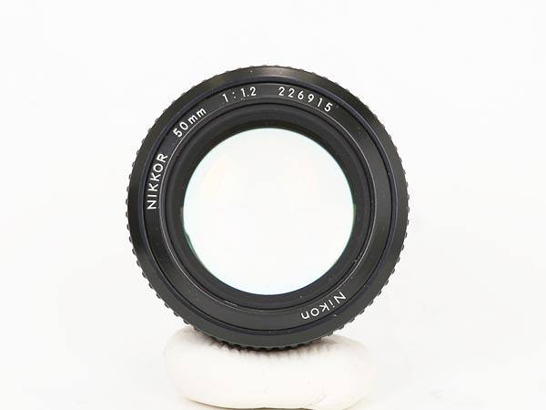 【中古】【B】 (ニコン) Nikon AI50/1.2【中古レンズ MFレンズ】 ランク:B