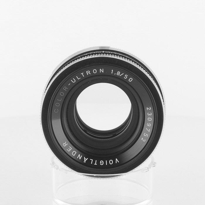【中古】【B】 (フォクトレンダー) Voigtlander カラーウルトロン 50/1.8(M42)【中古レンズ MFレンズ】 ランク:B