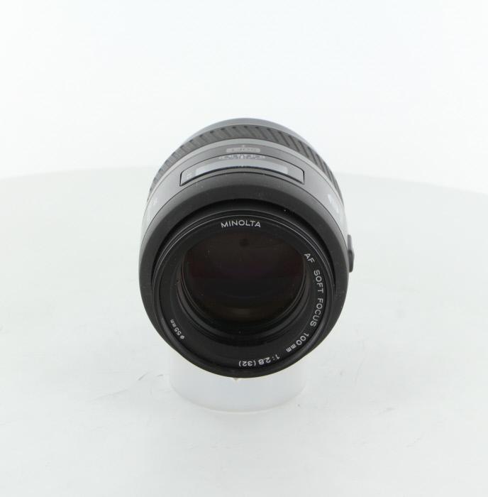 【中古】 (ミノルタ) MINOLTA AF100/2.8 ソフトフォーカス【中古レンズ AFレンズ】 ランク:B