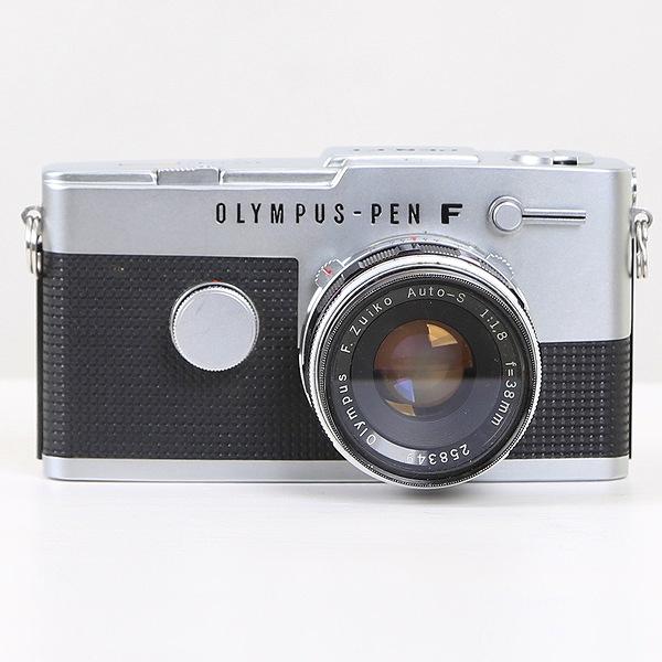 0 【中古】 (オリンパス) OLYMPUS PEN FT +38mm F1.8【中古カメラ フィルムカメラ】 ランク:B