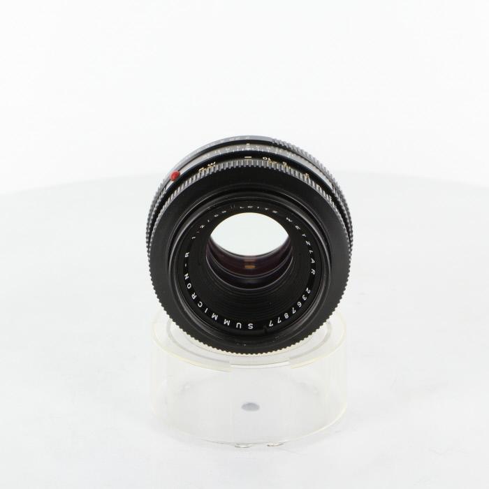 【中古】【B】 (ライカ) Leica ズミクロンR50/2(3カム)【中古レンズ MFレンズ】 ランク:B