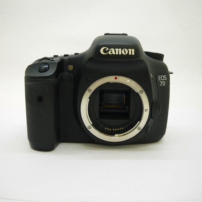 【中古】 (キヤノン) Canon キヤノン EOS 7D ボデイ【中古カメラ デジタル一眼】 ランク:AB-