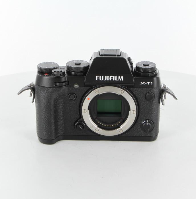 【中古】 (フジフイルム) FUJIFILM X-T1 ブラック【中古カメラ デジタル一眼】 ランク:AB
