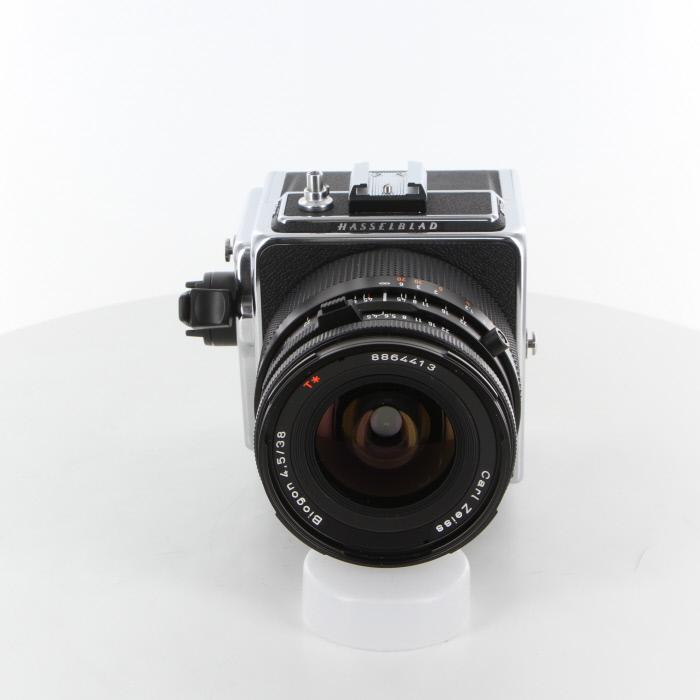 【中古】 (ハッセルブラッド) HASSELBLAD 903SWC+ファインダー+A-12III【中古カメラ 中判カメラ】 ランク:B