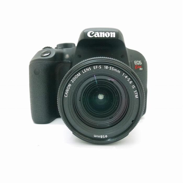 【中古】【AB】 (キヤノン) Canon EOS Kiss X9i+EF-S18-55 IS STM【中古カメラ デジタル一眼】 ランク:AB