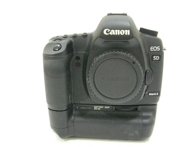 【中古】【B-】 (キヤノン) Canon EOS5Dマーク+BG-E6【中古カメラ デジタル一眼】 ランク:B-