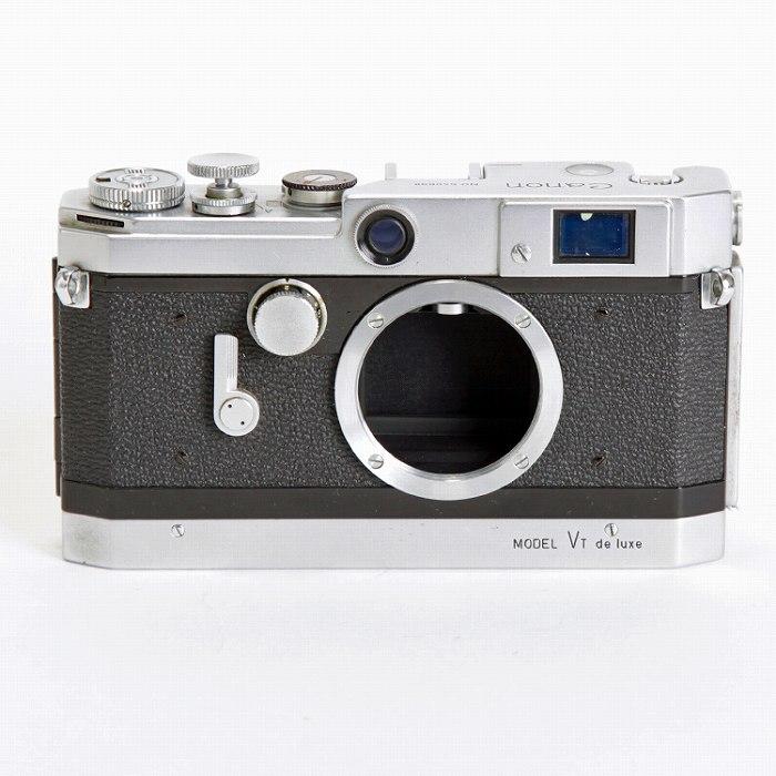 【中古】【C】 (キヤノン) Canon VT Deluxe【中古カメラ レンジファインダー】 ランク:C