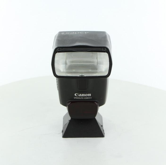 中古 キヤノン Canon ショッピング 豊富な品 スピードライト 中古アクセサリー 430EXII ランク:B ストロボ
