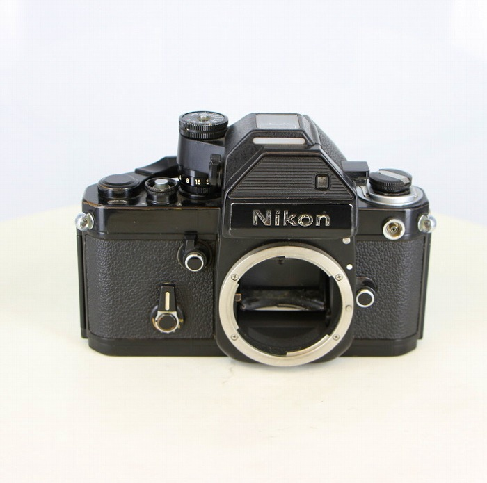 (ニコン) Nikon F2 フォトミックS ブラック【カメラ フィルム一眼】 ランク:C:カメラのナニワ