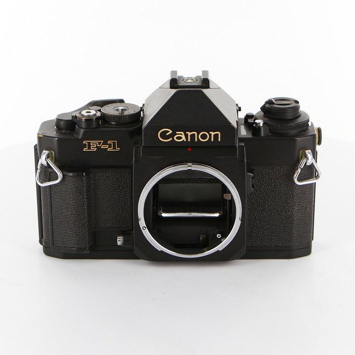 【中古】 (キヤノン) Canon NEW F-1 アイレベル【中古カメラ フィルム一眼】 ランク:C
