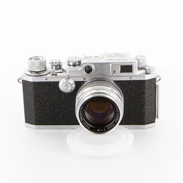 【中古】【B】 (キヤノン) Canon II F(改)+L50/1.8【中古カメラ レンジファインダー】 ランク:B