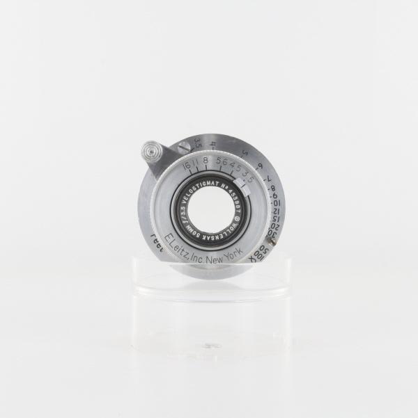 【中古】【AB】 (ライカ) Leica WOLLENSAK VELOSTIGMAT L50/3.5【中古レンズ レンジファインダー用レンズ】 ランク:AB