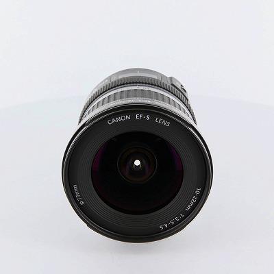 【中古】【B】 (キヤノン) Canon EF-S 10-22 3.5-4.5USM【中古レンズ AFレンズ】 ランク:B