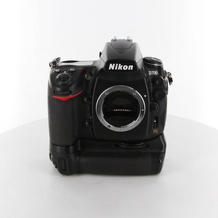 【中古】【AB】 (ニコン) Nikon D700+マルチパワーバッテリーパックMB-D10【中古カメラ デジタル一眼】 ランク:AB, 照明と生活雑貨のOCH Living:851f961d --- hatsukare.jp
