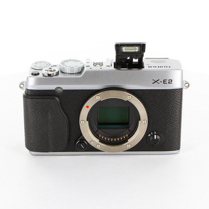 【中古】 (フジフイルム) FUJIFILM X-E2 シルバー【中古カメラ デジタル一眼】 ランク:A