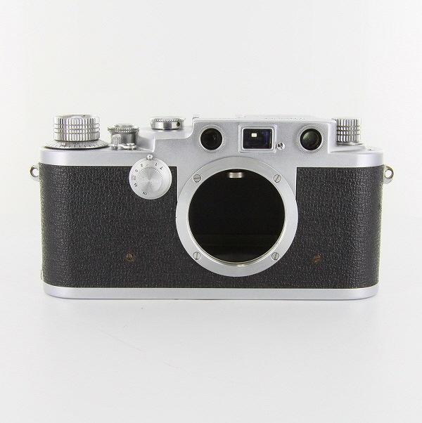 【中古】【B】 (ニッカ) Nicca 3-F【中古カメラ レンジファインダー】 ランク:B