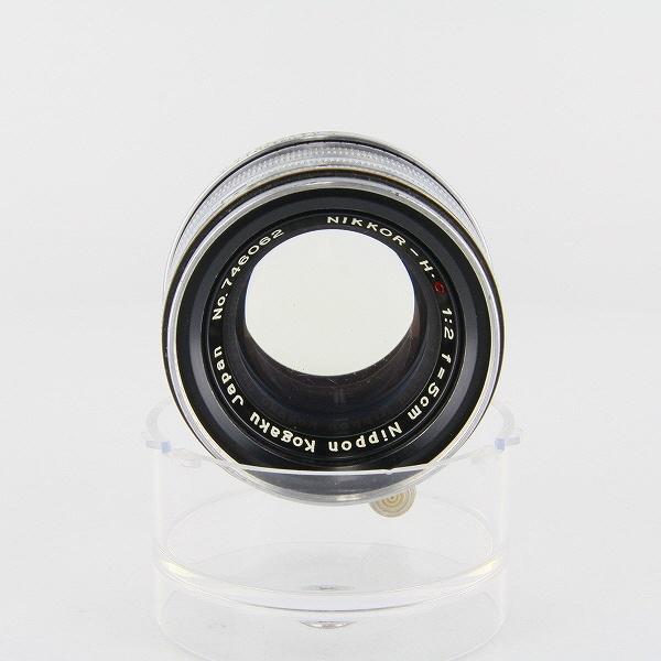 【中古】【B】 (ニコン) Nikon NikkorH.C L5cm/F2【中古レンズ レンジファインダー用レンズ】 ランク:B