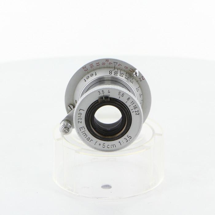 【中古】【B】 (ライカ) Leica エルマーL 50/3.5 沈胴【中古レンズ レンジファインダー用レンズ】 ランク:B