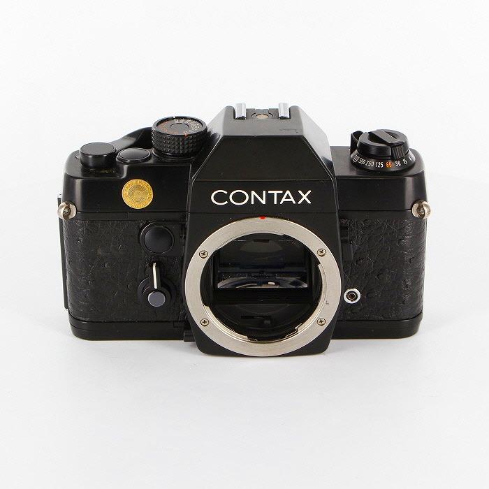 【中古】 (コンタックス) CONTAX RTS 5周年記念モデル【中古カメラ フィルム一眼】 ランク:B