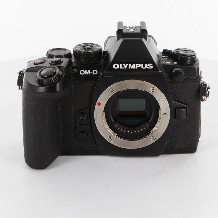 【中古】 (オリンパス) OLYMPUS オリンパス OM-D E-M1 ブラツク【中古カメラ デジタル一眼】