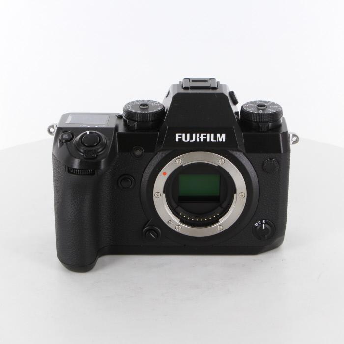 【中古】 (フジフイルム) FUJIFILM X-H1 ボデイ【中古カメラ デジタル一眼】 ランク:B
