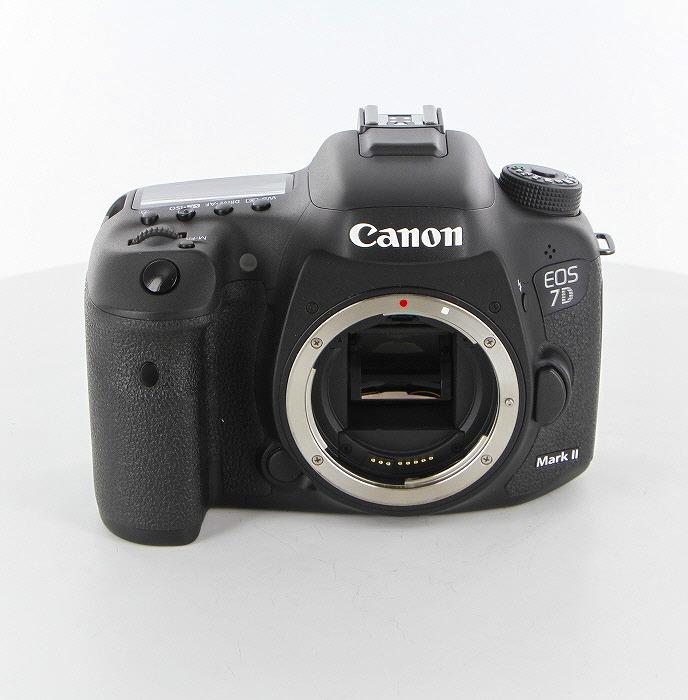 【中古】 (キヤノン) Canon EOS 7D MARK2 ボデイ【中古カメラ デジタル一眼】 ランク:B
