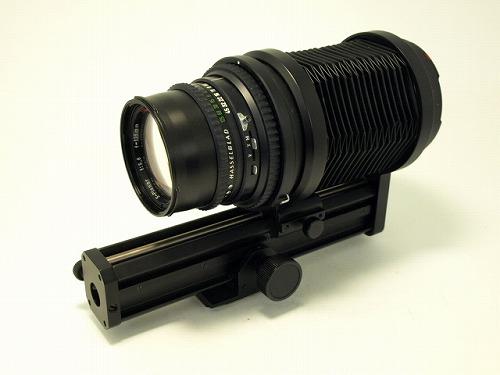 【中古】【B】 (ハッセルブラッド) HASSELBLAD Sプラナー C 135/5.6 + ベローズ【中古レンズ 中大型レンズ】 ランク:B