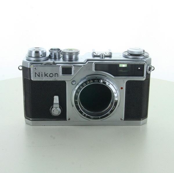 【中古】 (ニコン) Nikon SP (金属幕シャッター)【中古カメラ レンジファインダー】 ランク:B