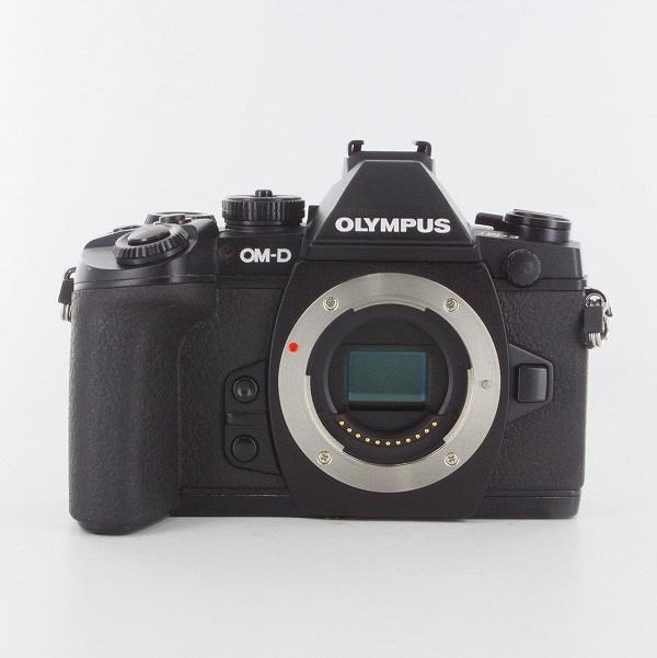 【中古】【AB】 (オリンパス) OLYMPUS OM-D E-M1 ボディ ブラック【中古カメラ デジタル一眼】 ランク:AB