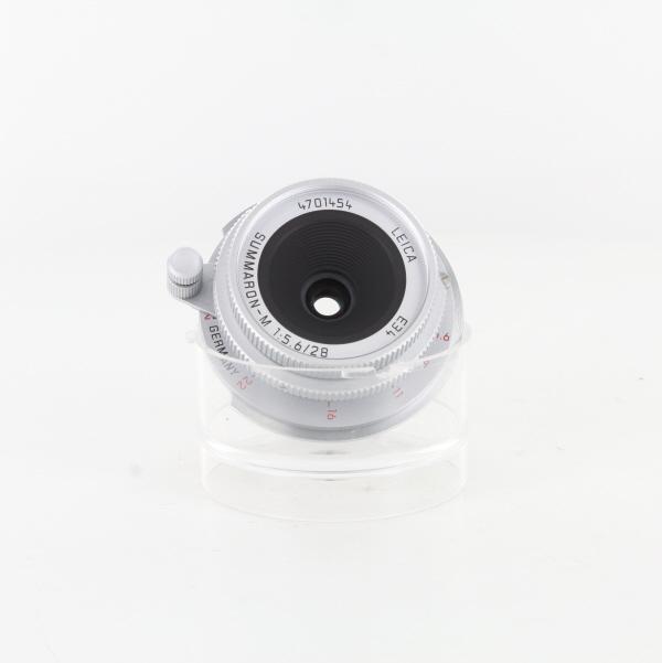 【中古】【AB+】 (ライカ) Leica ズマロン M28/5.6 11695【中古レンズ レンジファインダー用レンズ】 ランク:AB+
