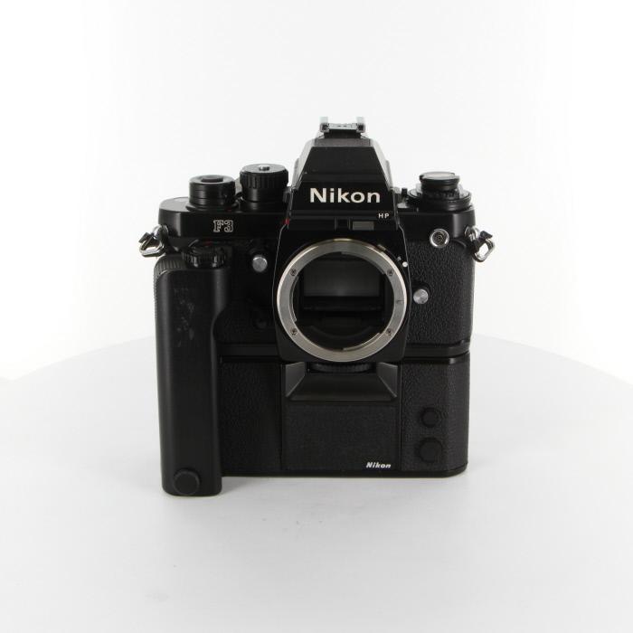 【中古】【B】 (ニコン) Nikon F3 P+MD-4【中古カメラ フィルム一眼】 ランク:B