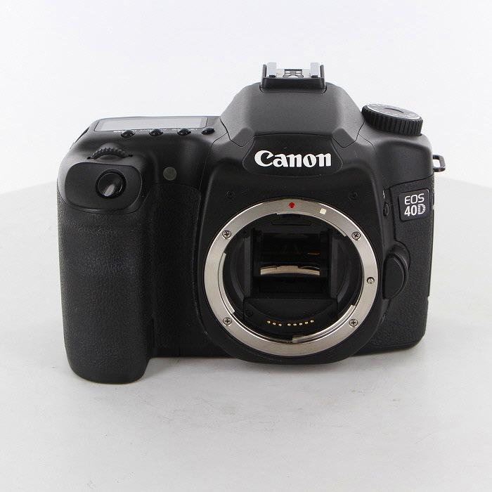 【中古】【B】 (キヤノン) Canon EOS 40D【中古カメラ デジタル一眼】 ランク:B