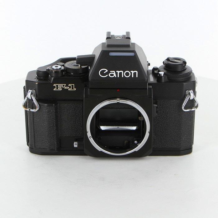 【中古】【C】 (キヤノン) Canon NewF-1 AE【中古カメラ フィルム一眼】 ランク:C