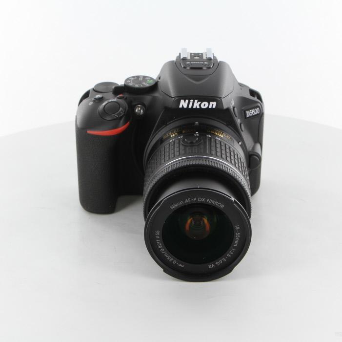 【中古】【AB】 (ニコン) Nikon D5600 18-55VR レンズキツト【中古カメラ デジタル一眼】 ランク:AB